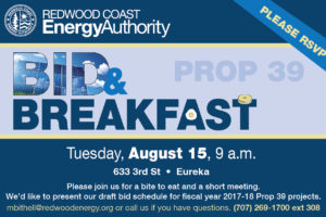 RCEA Bid and Breakfast Prop 39 flyer