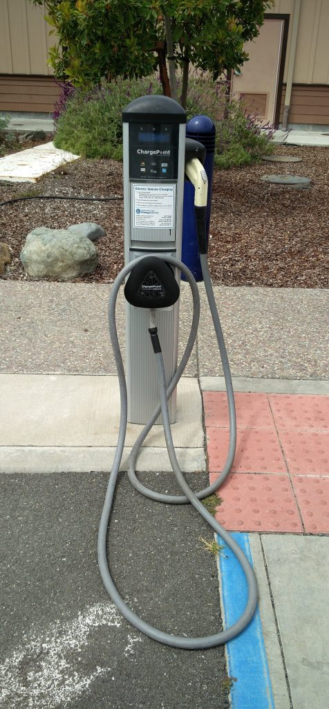 Charge Point electric vehicle charging station