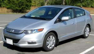 Silver standard hybrid vehicle