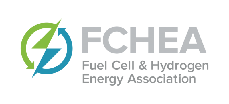 Fuel Cell and Hydrogen Energy Association Logo