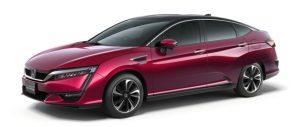 Red EV- Honda