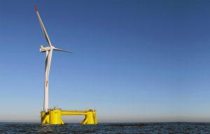 principle power offshore wind turbine
