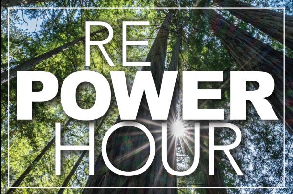 RePower Hour Logo