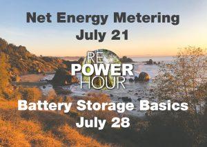 NEM July 21 and Battery July 28